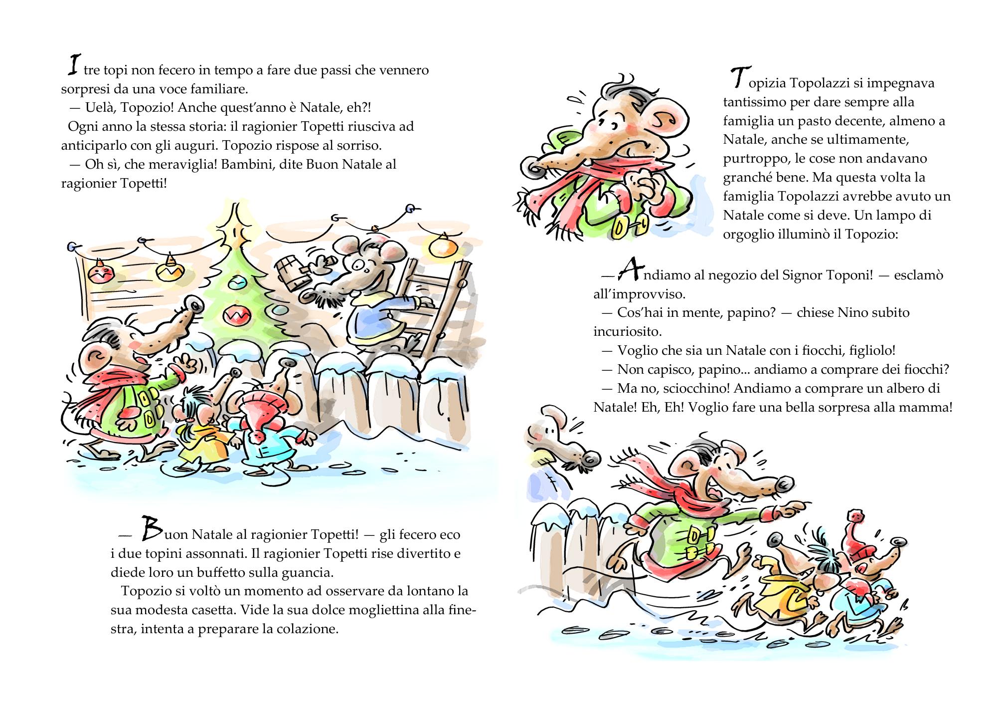 Buon Natale Del C Testo.Buon Natale Topolazzi Parte 2 Alameda Project