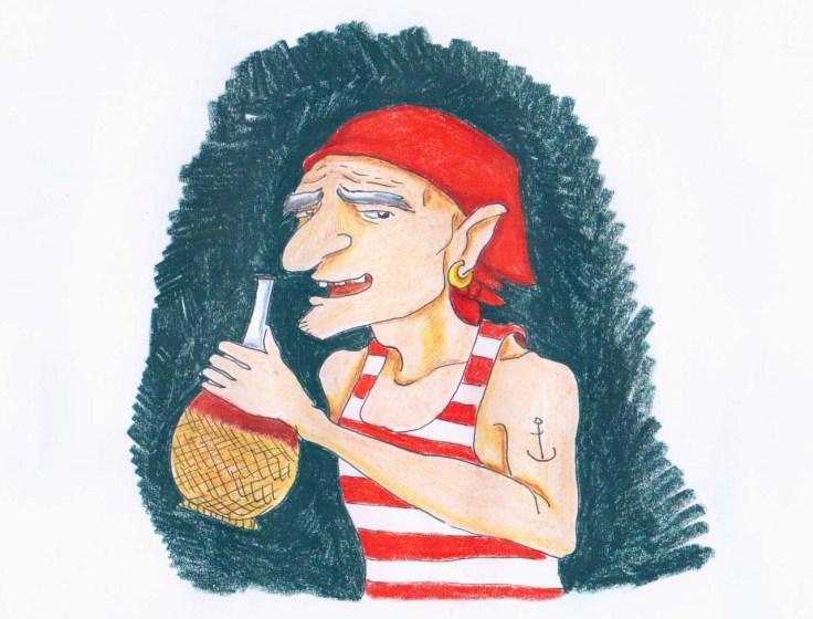 marinaio ubriaco