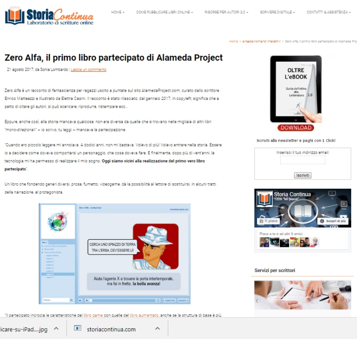 storiacontinua.com