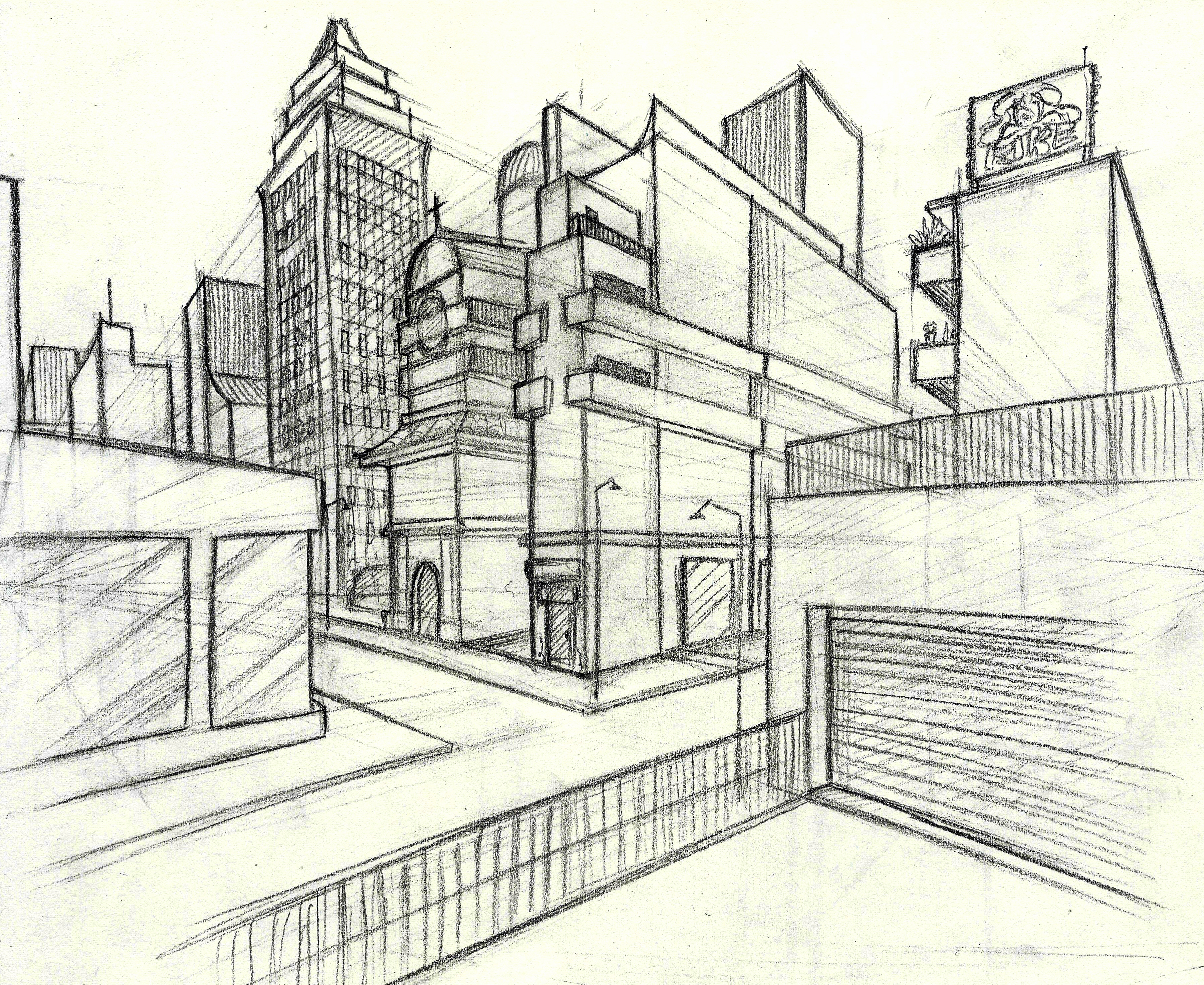 Prospettiva Centrale E Accidentale fumetto – alameda project