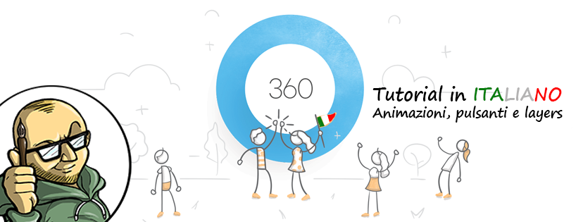 tutorial storyline 360 ITALIANO