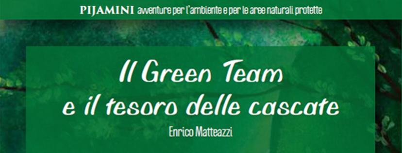 Il green team e il tesoro delle cascate