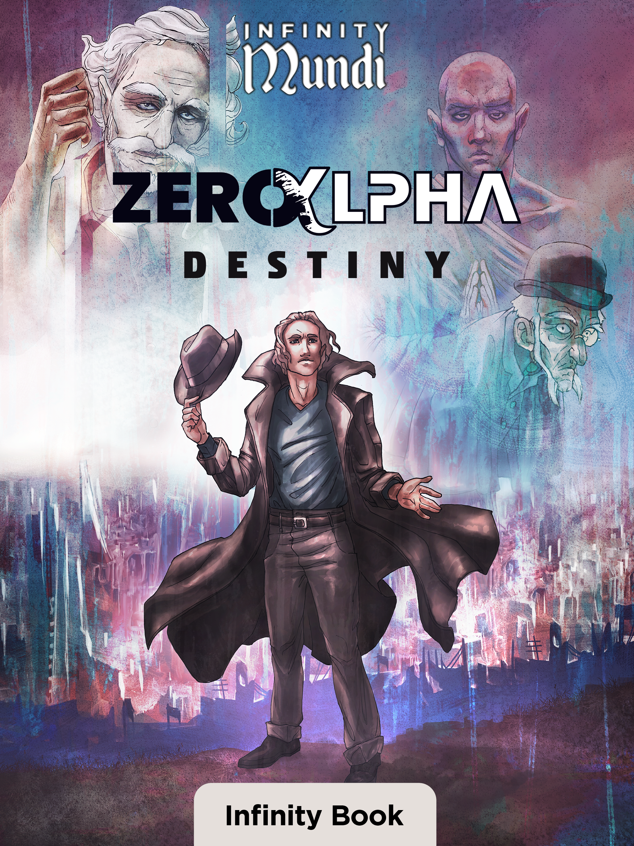 Zero Alpha - Destiny